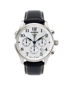 德国荣克JU52钢铁安妮.格拉苏提.自动机械腕表IRON ANNIE JU52 Chronometer Glashutte